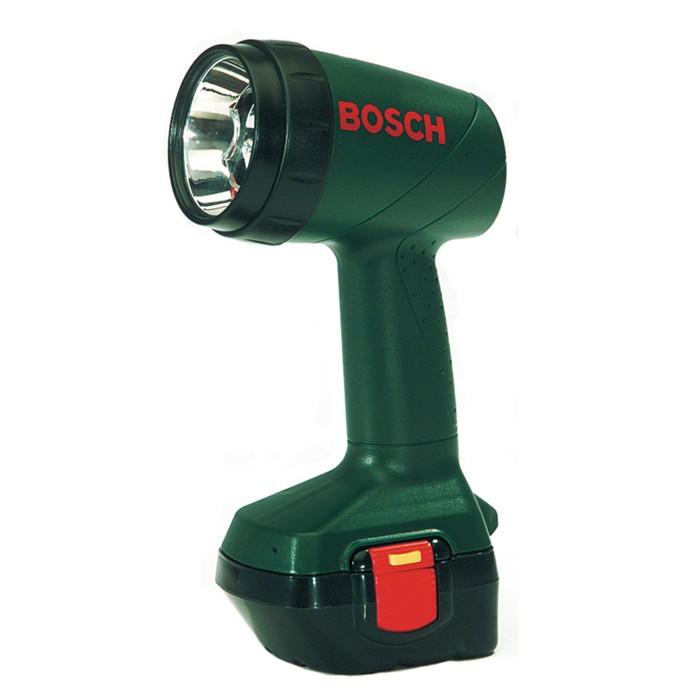 theo klein 8448 bosch handlampe arbeitslampe taschenlampe ebay. Black Bedroom Furniture Sets. Home Design Ideas