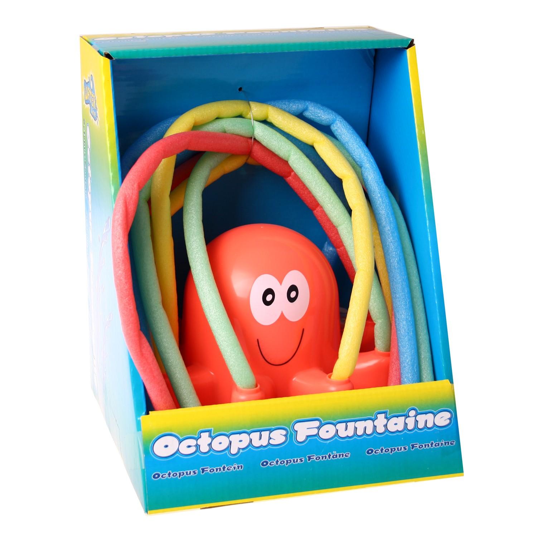 wassersprinkler octopus wasser spiel kinder dusche ebay. Black Bedroom Furniture Sets. Home Design Ideas