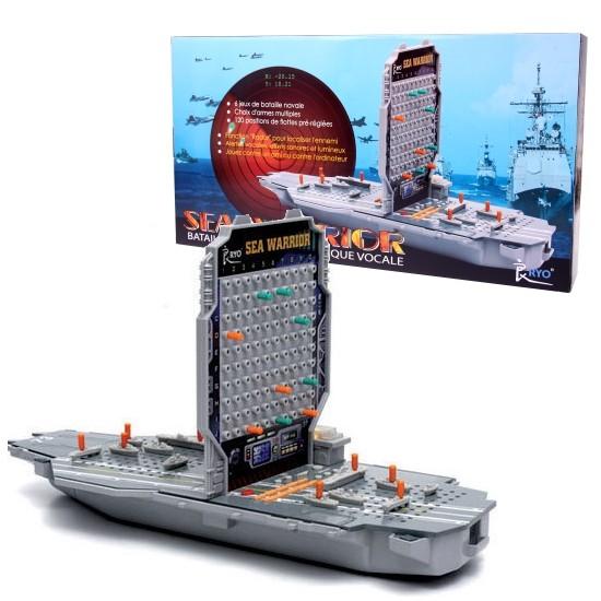 Flottenmanöver Elektronisch