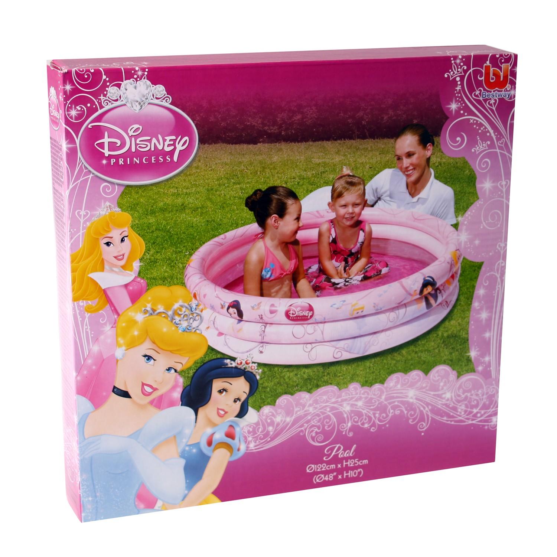 bestway 91047 planschbecken disney princess 122cm pool. Black Bedroom Furniture Sets. Home Design Ideas